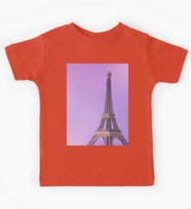 Eiffel Tower Kids Clothes