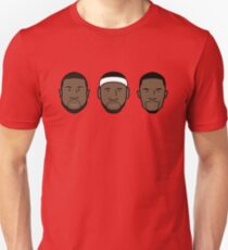 Miami Heat Big 3 T-Shirt