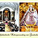 Wallfahrtskirche Hohenpeissenberg mit Gnadenkapelle by ©The Creative  Minds