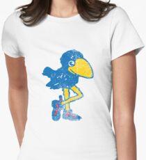 Vintage Jayhawk Women's Fitted T-Shirt