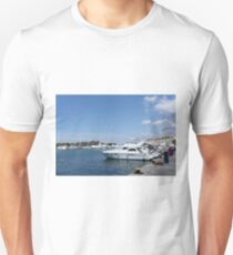 luxury yacht and boats T-Shirt
