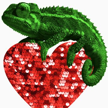 Chameleon Heart by LoveSpud