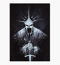 Witch-king of Angmar Photographic Print