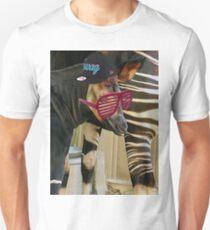 douchey okapi Unisex T-Shirt