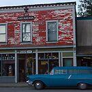 Nostalgic in Stewart BC by Ken McElroy