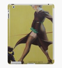 Man's Best Friend IPad Case iPad Case/Skin