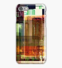 Lines and Layers iPhone Case/Skin