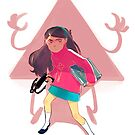 Mabel the Hero by starfleetrambo