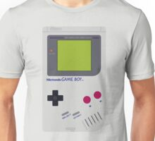 game boy hand held Unisex T-Shirt