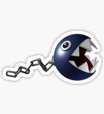 Chain Chomp Sticker