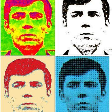 Four Faces by Artisimo