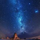 Milky Way over Mungo by Mark Shean
