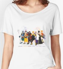 Final Fantasy X - All Women's Relaxed Fit T-Shirt