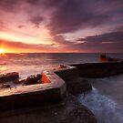 St Monans Sunrise by Jeanie
