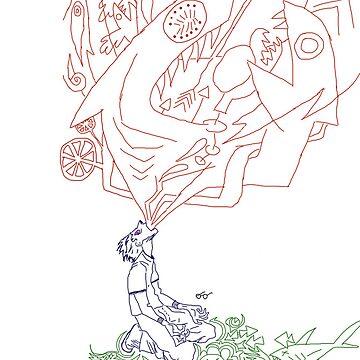 escape to fantasy by jeson08bubble