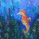 Seahorse by Ostara