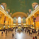 Grand Central Station by Nick Jermy