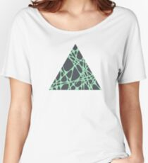 Triangle Women's Relaxed Fit T-Shirt
