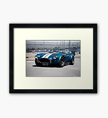 1966 Shelby Cobra 427 cu. in. Framed Print