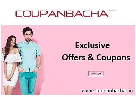 Discount Coupon Code by coupanbachat