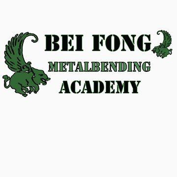 Bei Fong Metalbending by tuiandla