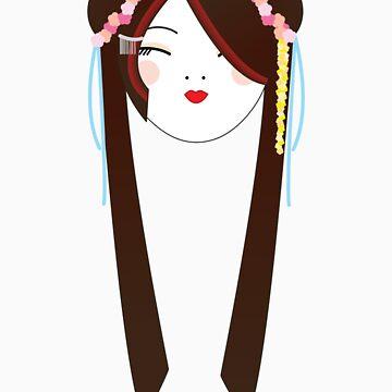 Little Geisha by rachelGatlin