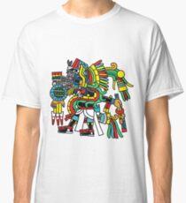 Ehecatl Quetzalocoatl Classic T-Shirt
