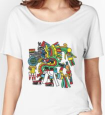 Ehecatl Quetzalocoatl Women's Relaxed Fit T-Shirt