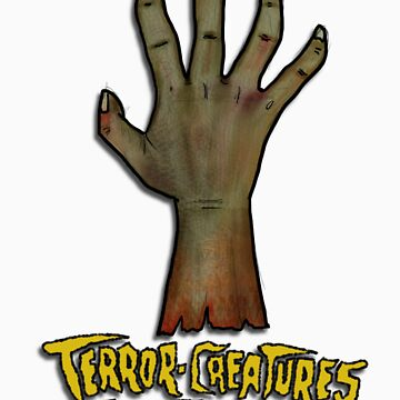 Terror Creatures From The Grave by lucius0mega