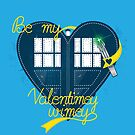 Be my Valentimey-wimey? by GordonBDesigns