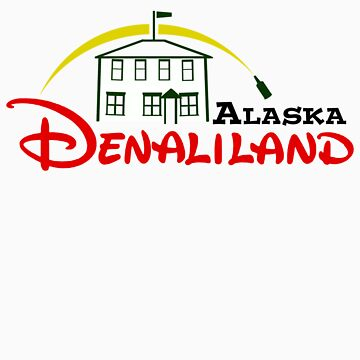 Denaliland2 Alaska with White Fairview Inn by 2madmonkeyss