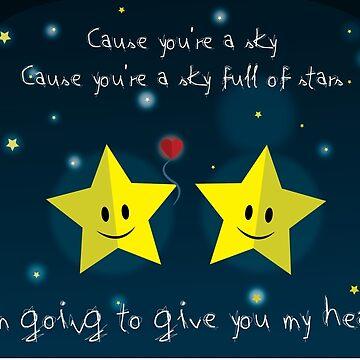A sky full of stars by martyz7