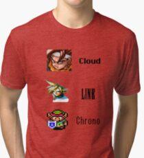 Everyone Knows Their Names Tri-blend T-Shirt