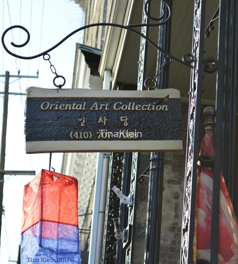 Oriental Art Collection, Ellicott City, MD by TinaKlein