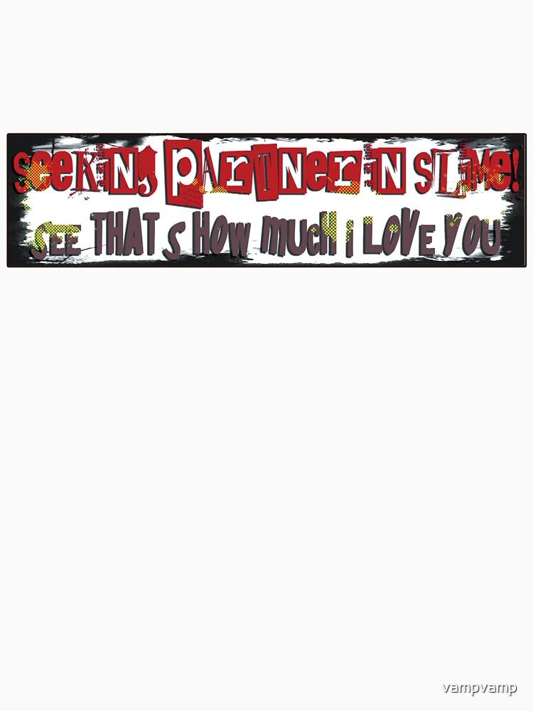 seeking partner in slime by vampvamp