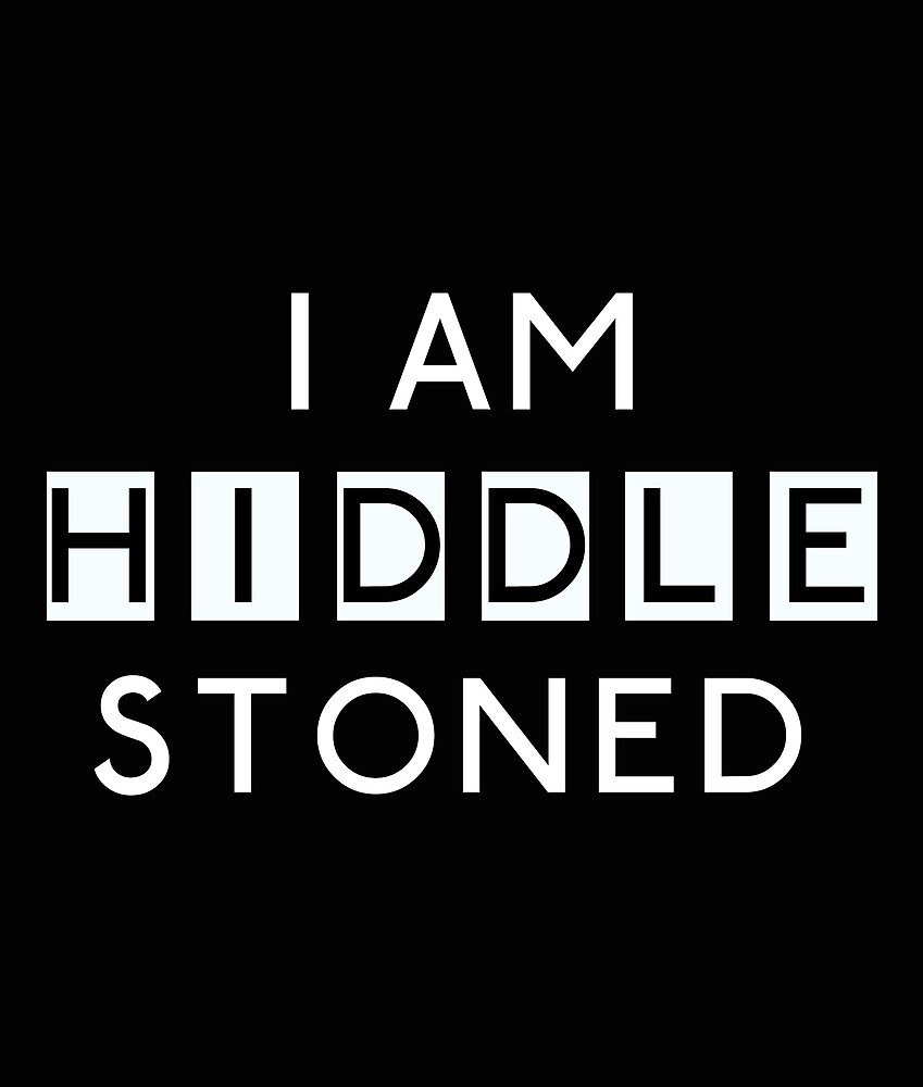 Hiddle-stoned by gimmicks
