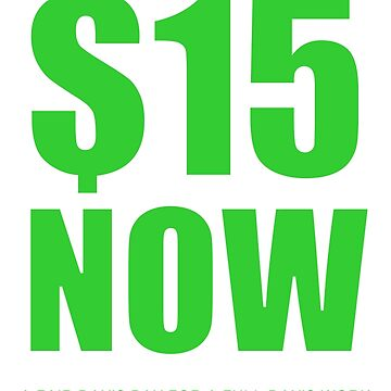 $15 Now (green) by pcaffin