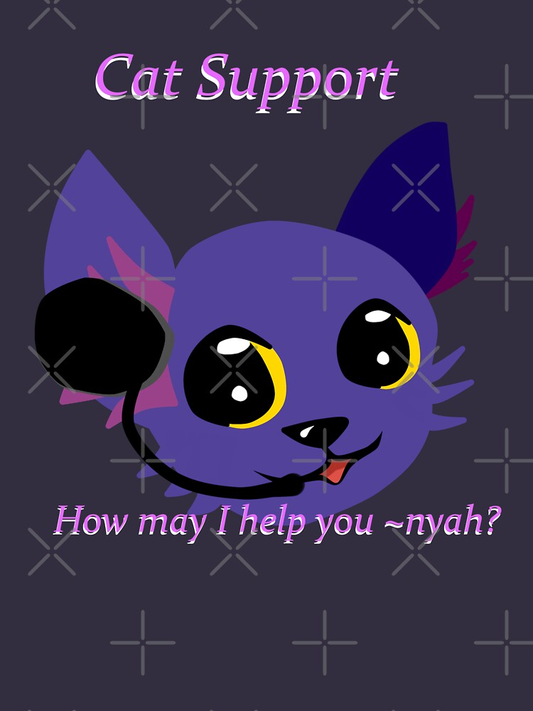 Cat Support by Illusorie