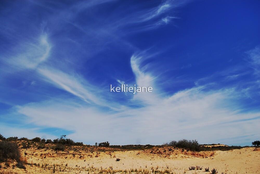 Desert Skies by kelliejane