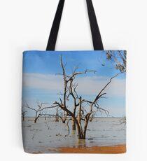 Menindee Lakes Tote Bag
