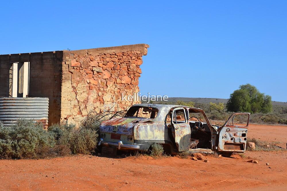 Abandoned Silverton by kelliejane