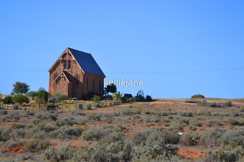 Churches of Silverton by kelliejane