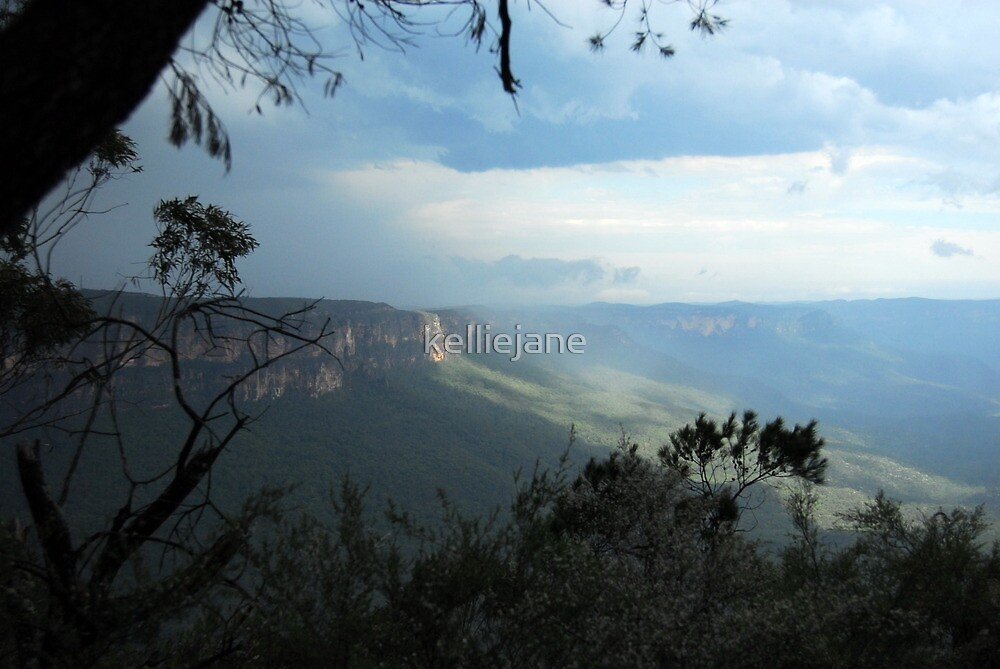 Blue Mountains by kelliejane