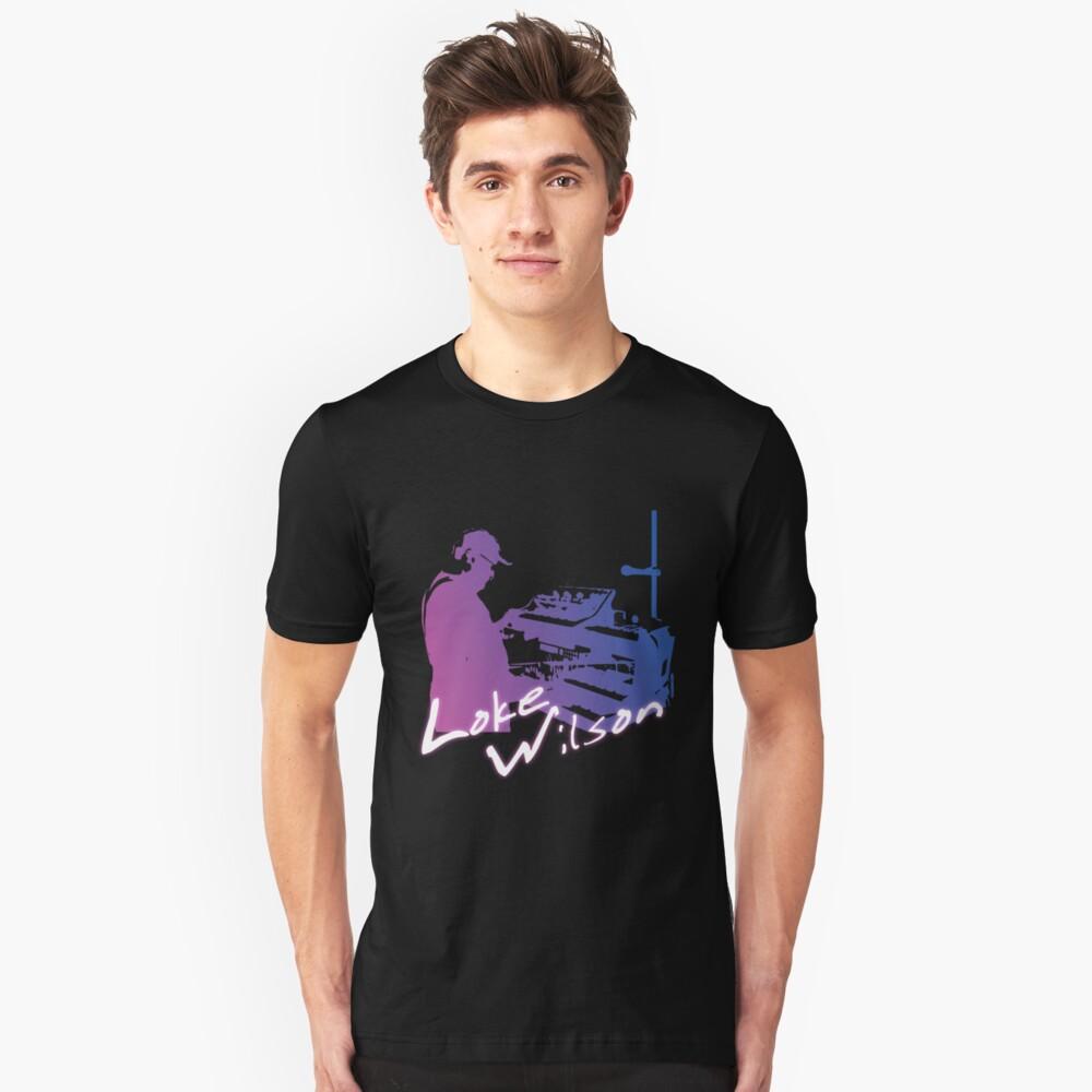 Loke Wilson Unisex T-Shirt Front