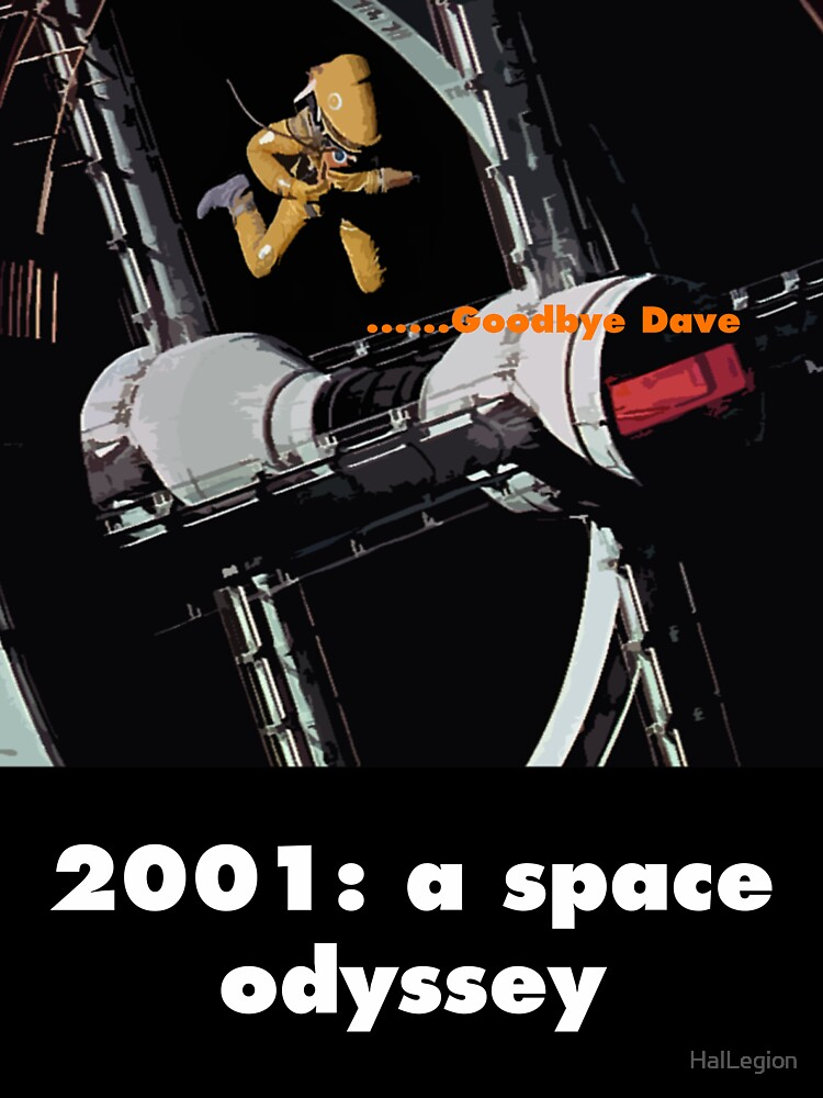 2001: a space odyssey by HalLegion