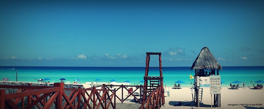 Cancun by pedrogalvez
