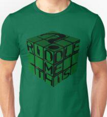 Riddle's Cube Unisex T-Shirt