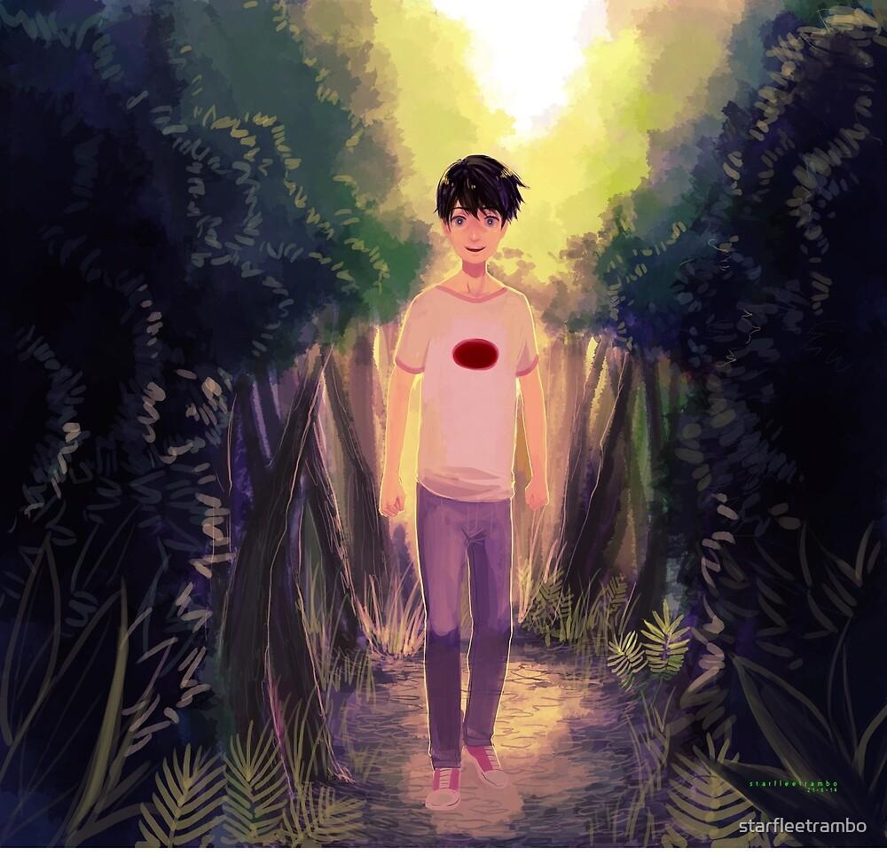 Beware the Boy in the Forest 2 by starfleetrambo
