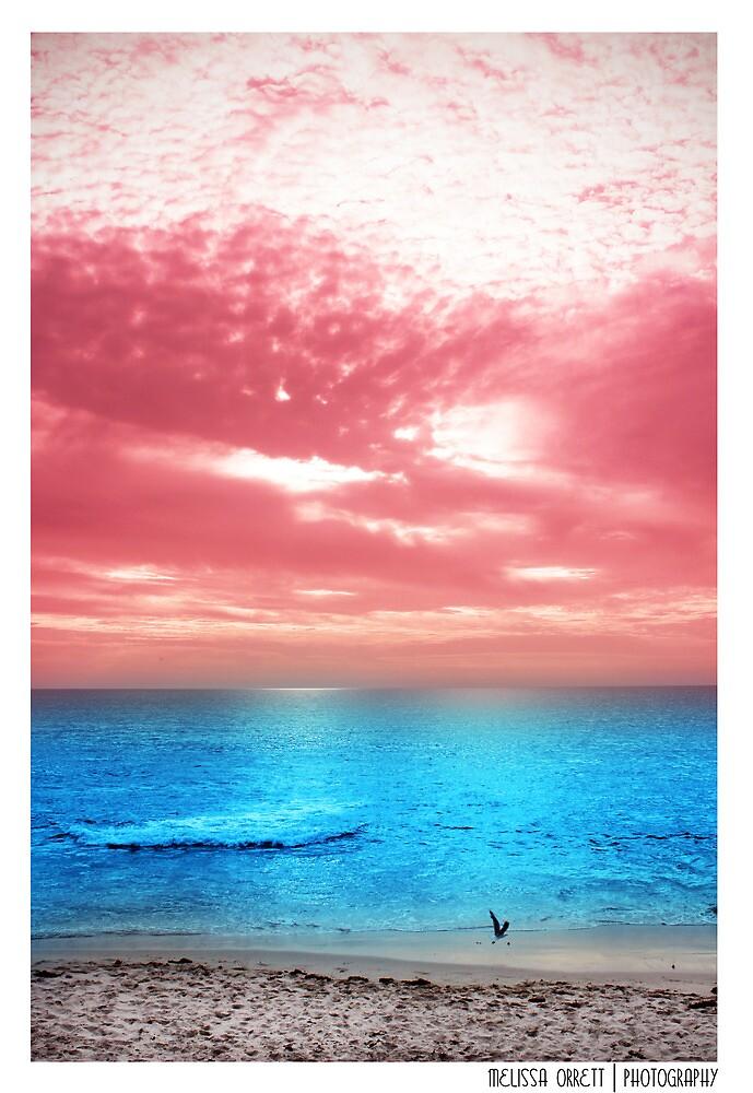 Summer Night Sunset by Melissa Orrett