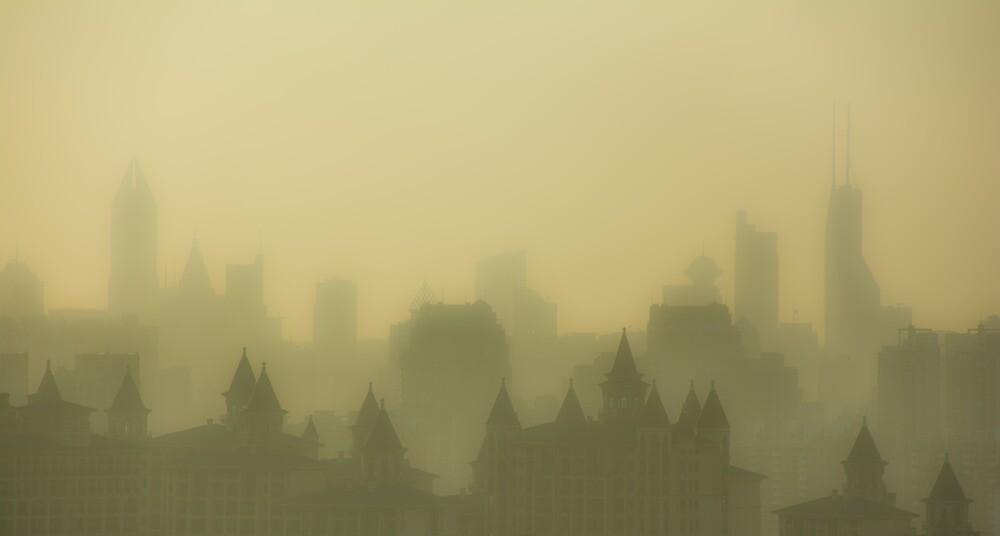 Smog by Steve Björklund